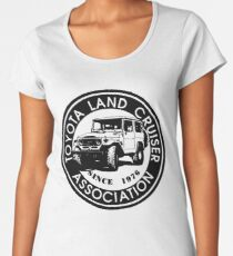 Toyota Land Cruiser Association Women's Premium T-Shirt