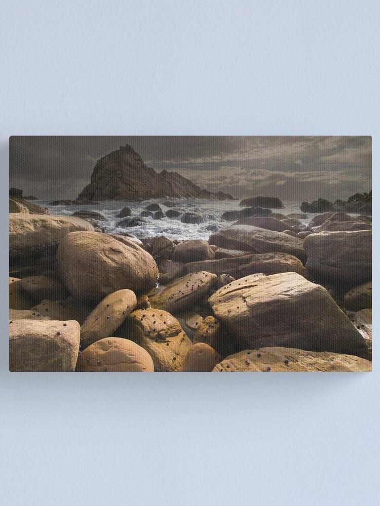 Alternate view of Sugar Loaf Canvas Print