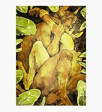 The Satyr and the Bull Photographic Print