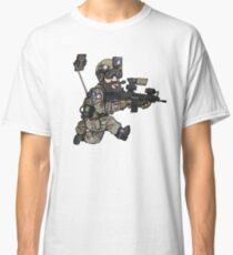 The social airsofter Classic T-Shirt