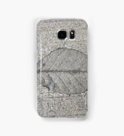 Sidewalk Art by Leaf Samsung Galaxy Case/Skin