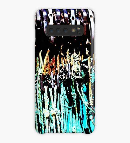Netze Hülle & Klebefolie für Samsung Galaxy