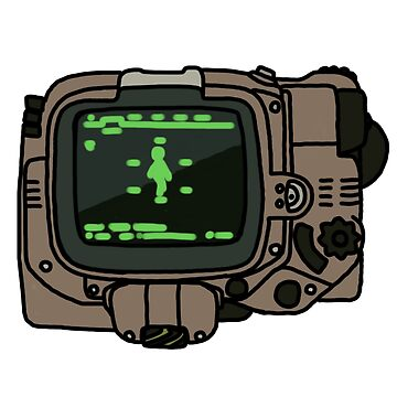 Pipboy by art-by-let
