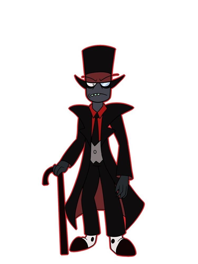 Black Hat by AgentKulu