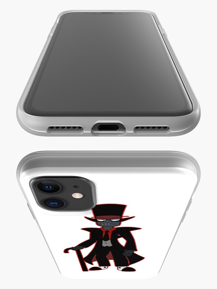 Alternate view of Black Hat iPhone Case & Cover