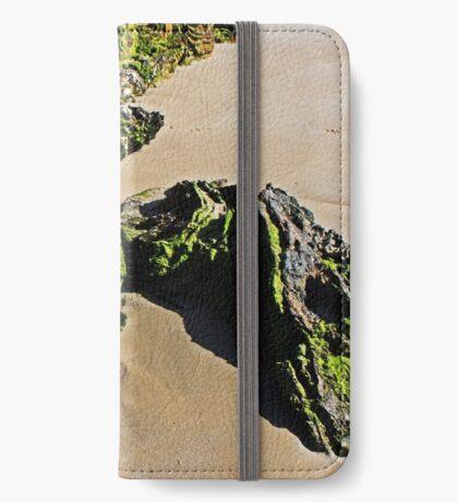 GlassHouse Felsen # 2 iPhone Flip-Case
