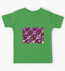 Magenta tessellations Kids Clothes