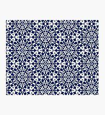 Moroccan Photographic Print