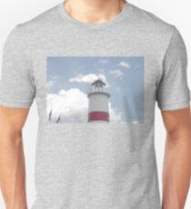 CAPE COD LIGHTHOUSE ON THE 4TH OF JULY MASSACHUSETTS  Unisex T-Shirt