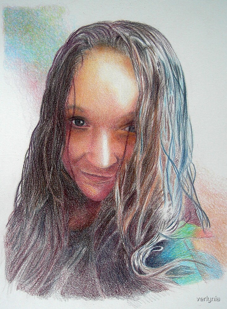 Liz by verlynia