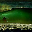 albert munoz.kneeboard surfing by steen
