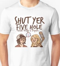 Shut Yer Five Hole T-Shirt