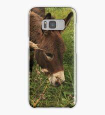 Hot Wheezing Donkey Samsung Galaxy Case/Skin