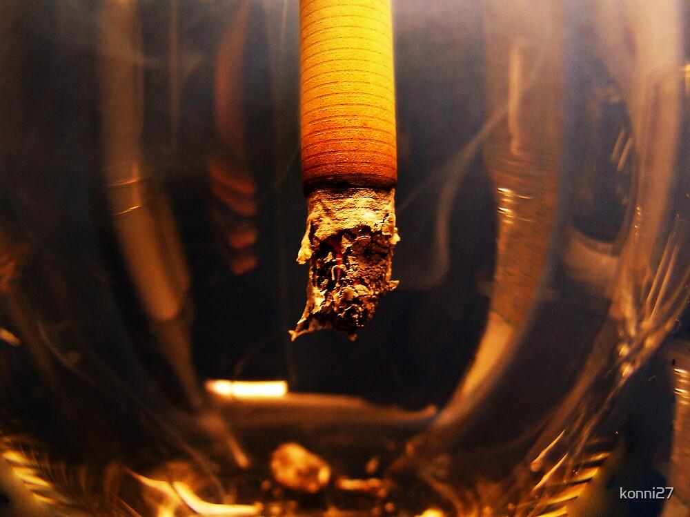 Smoke in a glass. by konni27