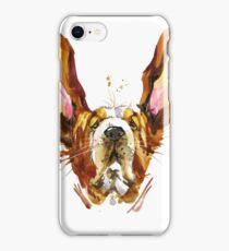 Basset Hound Dog iPhone Case/Skin