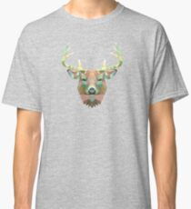 Abstract Big Buck Classic T-Shirt