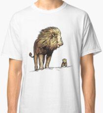 Lion and Cub Classic T-Shirt