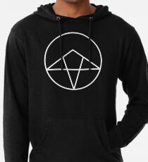 Oh, Sleeper - Broken Pentagram Lightweight Hoodie