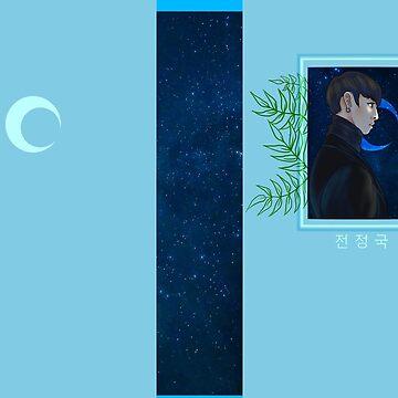 Moon Jeon Jungkook by vertigocrime