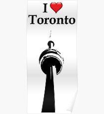 I Love Toronto Poster
