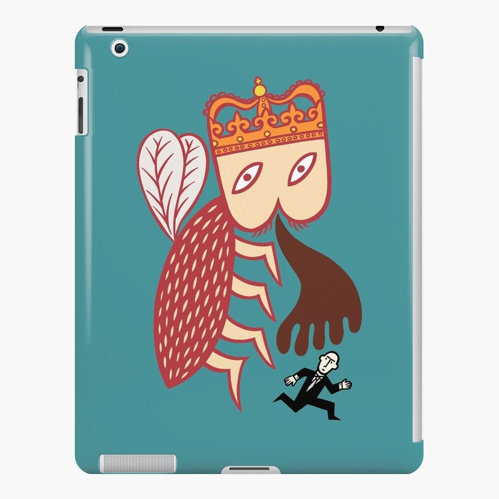 I will be king iPad Case & Skin