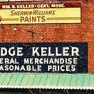 Judge Keller by Rodney Lee Williams