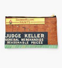 Judge Keller Studio Pouch