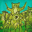 Cat Band by fixtape