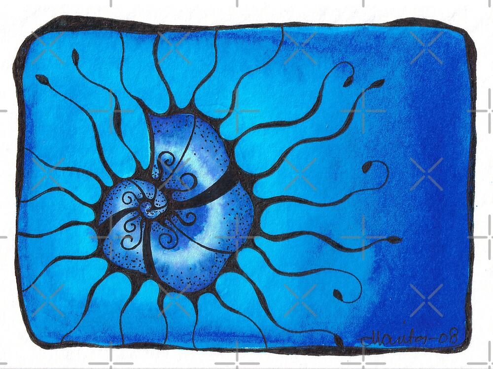Luna Blue by Marita