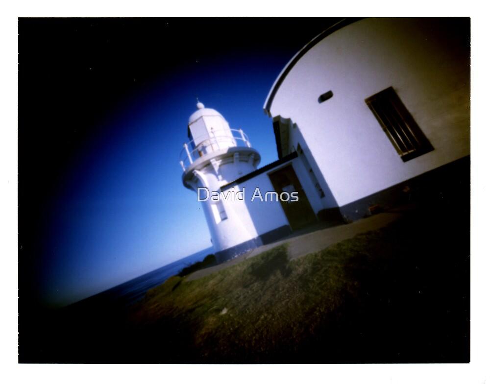 World Pinhole Day - Taking Point Lighthouse by David Amos