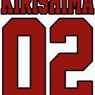 Kirishima Sport Jersey by DarksStars