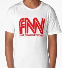 FNN - FAKE NEWS NETWORK Long T-Shirt