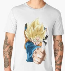 Goten SSJ Men's Premium T-Shirt
