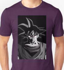 Goku Black And White T-Shirt