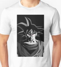 Goku Black And White T-Shirt