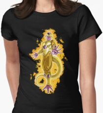 Freeza Utilm Form Womens Fitted T-Shirt