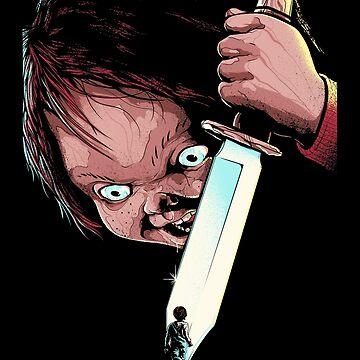 Chucky's game by Karapuz