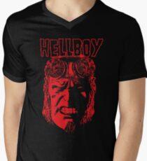 Hellboy Men's V-Neck T-Shirt