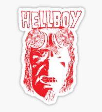 Hellboy Sticker