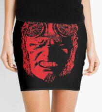 Hellboy Mini Skirt
