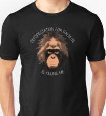 POI - Deforestation for palm oil is killing me Unisex T-Shirt
