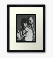The Alan Parsons Project - Alan Parson and Eric Woolfson Framed Print