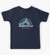 Townsville Heroes Kids Tee
