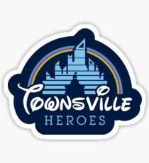 Townsville Heroes Sticker