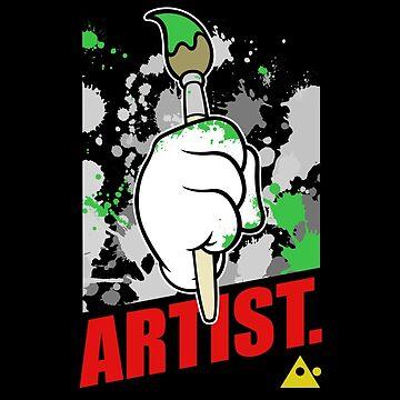 ARTIST. by WhoIsABoogie