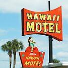 hawaii motel by Lenore Locken