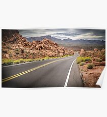 Valley Of Fire State Park Poster