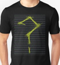 Riddle Me This Question Mark with Pattern Unisex T-Shirt