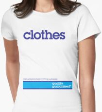 Generic Products Women's Fitted T-Shirt