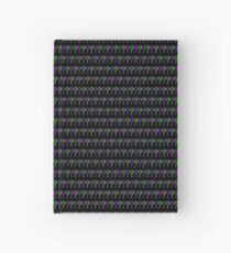 Riddle Me This Pattern Hardcover Journal